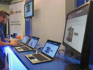 MobBase at Intel Developer Forum