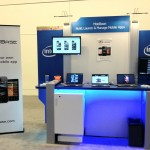 MobBase booth at Intel Developer Forum